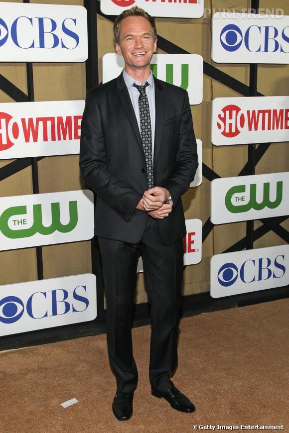 Neil Patrick Harris à la soirée de l'été CW, CBS et Showtime.