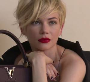 Michelle Williams pour Louis Vuitton : le making-of