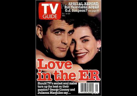 """George Clooney et Julianna Margulies, bientôt dans un film """"Urgences"""" ?"""