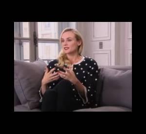 Diane Kruger parle de sa vision de la beauté.