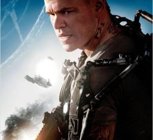 "Bande annonce du film ""Elysium"" avec Jodie Foster et Matt Damon."