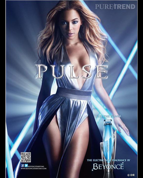 Quelques temps plus tard, la belle lançait une nouvelle fragrance, cette fois-ci baptisée Pulse.