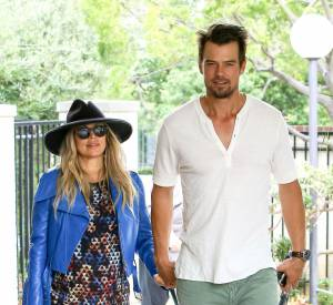 Fergie et Josh Duhamel, futurs parents heureux...