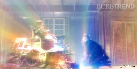Le monde magique de Rodarte avec Elijah Wood.