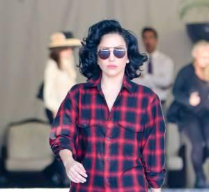 Lady Gaga : deux looks dark en pleine guerre contre Perez Hilton