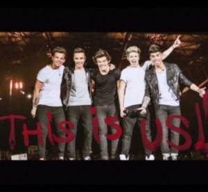 One Direction : les fans campent a Londres pour l'avant premiere de This Is Us