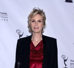 Jane Lynch au dîner des nominés aux Emmy Awards.