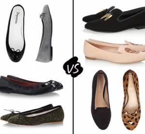Ballerines ou slippers : les it-shoes de la rentrée