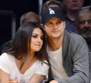 Ashton Kutcher et Mila Kunis : pas de mariage a cause de Demi Moore ?