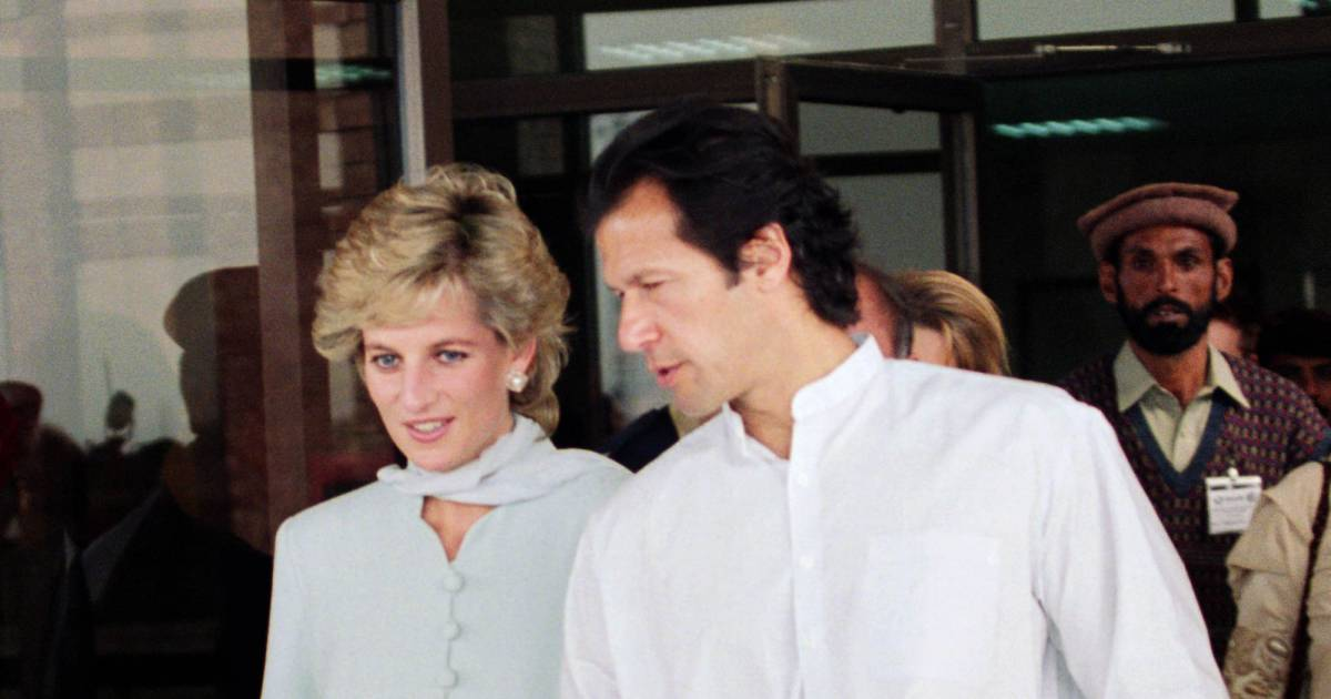 khan et lady di