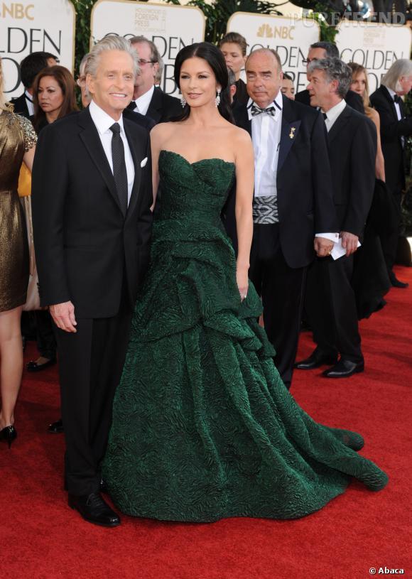 Michael Douglas et Catherine Zeta-Jones se sépareraient après 13 ans de mariage.
