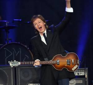 Paul McCartney, de retour dans les bacs avec un nouveau album en octobre 2013.