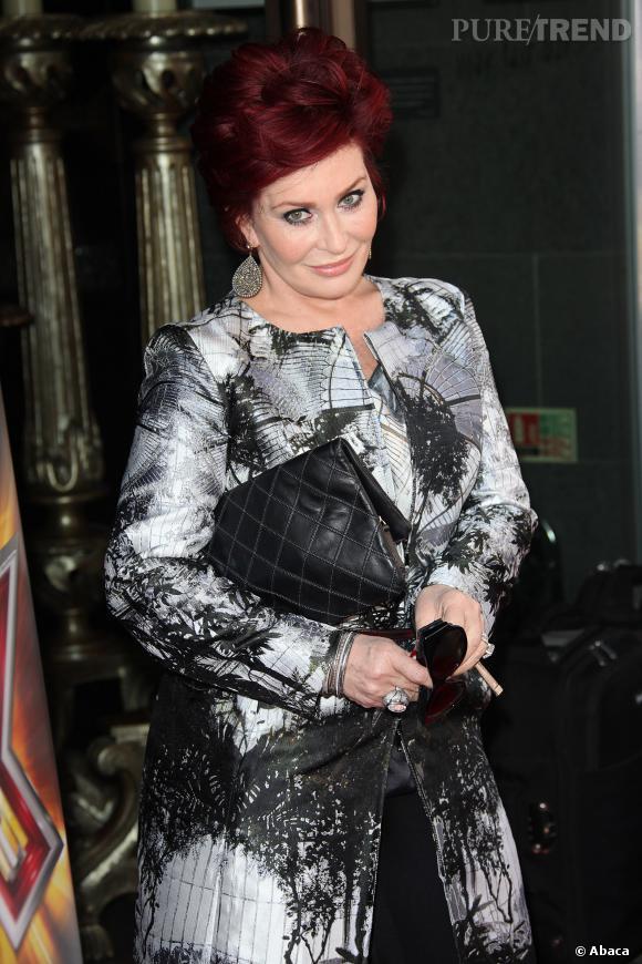 Sharon Osbourne, telle mère telle fille.