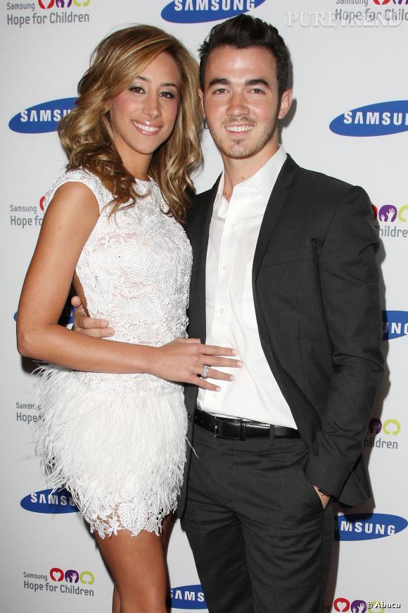 Danielle Jonas et Kevin Jonas l'ont annoncé sur les réseaux sociaux : ils attendent une petite fille !