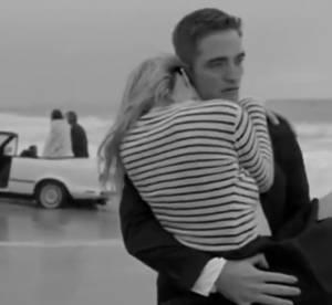 Robert Pattinson : amoureux sexy et baisers langoureux pour Dior