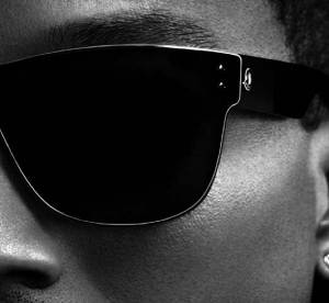 Pharrell Williams fait de l'oeil a Moncler