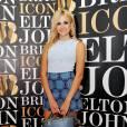Pixie Lott, moderne et retro à la fois aux Brits Icon Awards 2013 à Londres.