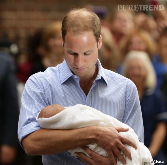 Le Prince William veut élever son fils où il a lui-même grandi...