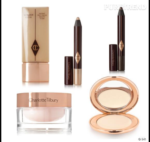 Charlotte Tilbury vient de lancer sa toute première marque de maquillage en partenariat avec Net-à-Porter.