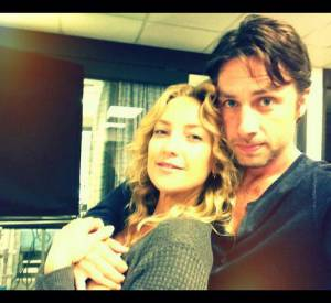 "Zach Braff et Kate Hudson tournent ""Wish I Was Here""."