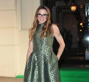 Melanie C en petite robe sexy : c'est bien tente mais rate !
