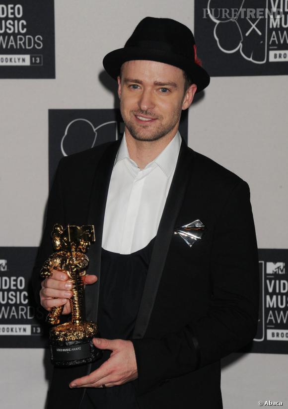 Justin Timberlake a 5 nominations aux MTV EMA.
