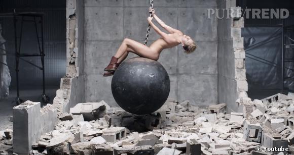 Miley Cyrus peut se targuer d'avoir 4 nominations aux MTV EMA.