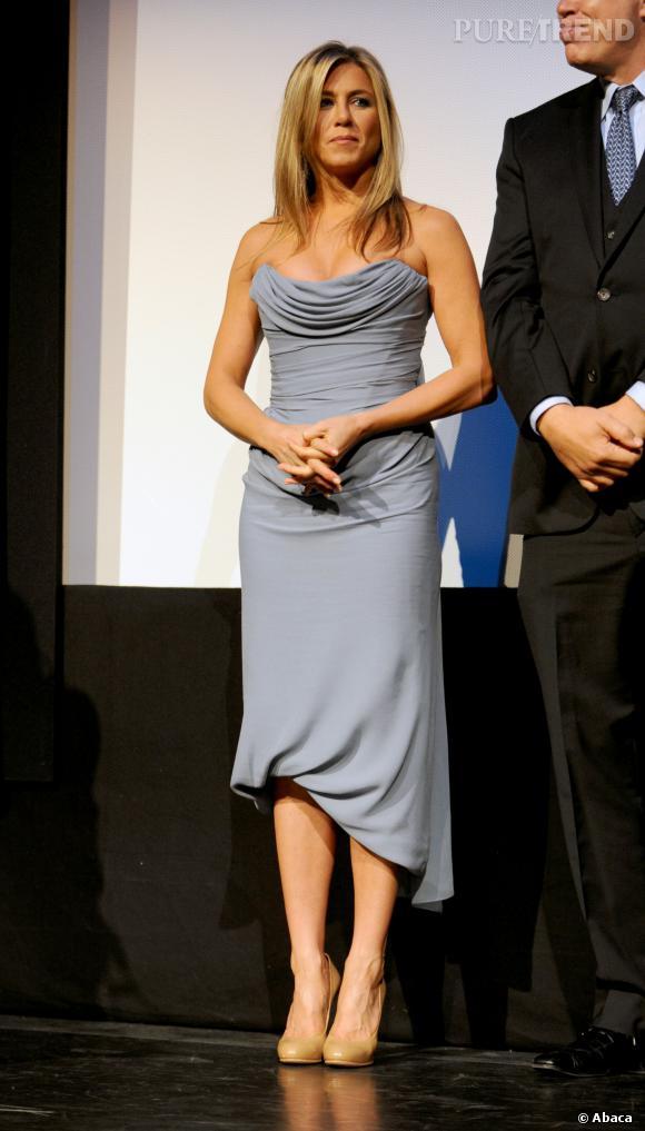 Jennifer Aniston est enceinte, selon US Weekly.