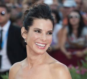 """Même si Sandra Bullock a adoré travailler sur """"Gravity"""", elle ne voulait pas que ça interfère avec sa vie privée et son jeune fils."""