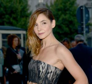 Clotilde Courau, le glamour francais s'impose a la Fashion Week Milanaise