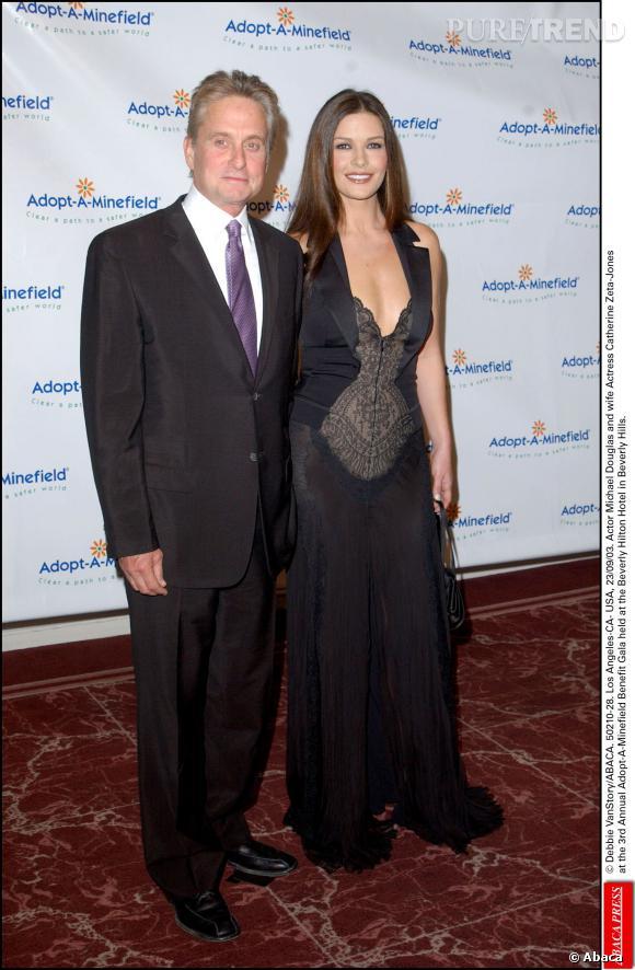 Michael Douglas et Catherine Zeta-Jones veulent à tout prix sauver leur mariage.