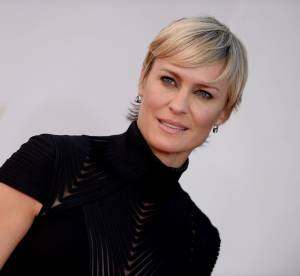 Robin Wright : de Santa Barbara a House of Cards, son parcours beaute