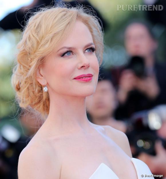 Nicole Kidman est le parfait modèle de blondeur pour les rousses qui ont envie de changement, tout en douceur.