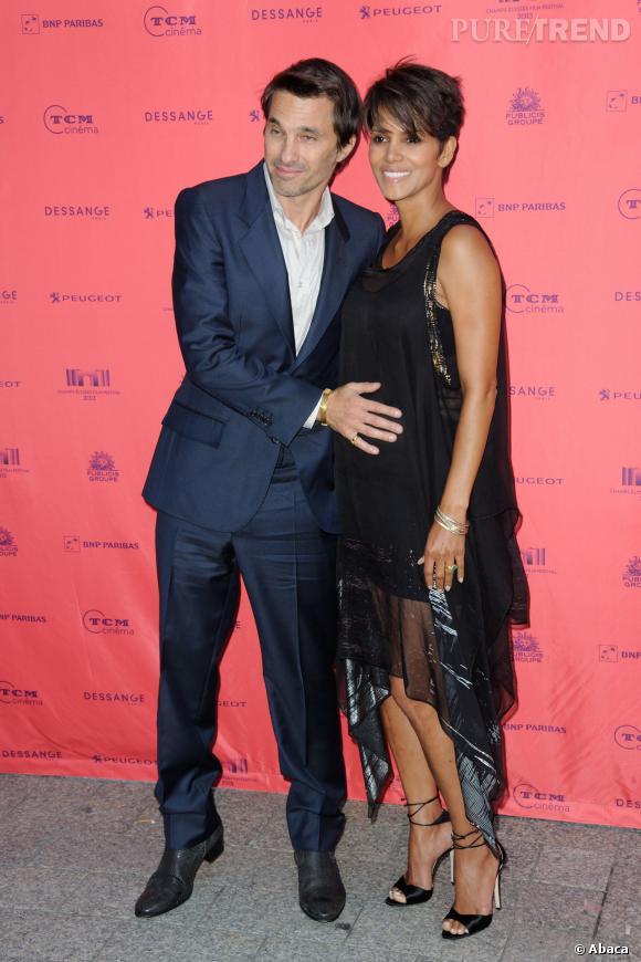 Olivia Martinez et Halle Berry ont accueilli un petit garçon dans leur famille : Maceo Robert Martinez !