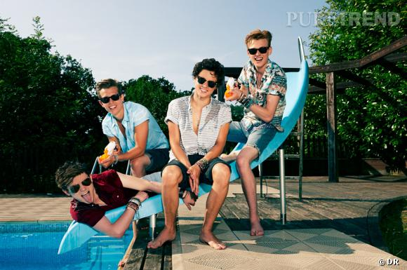 The Vamps, le nouveau groupe made in Youtube.