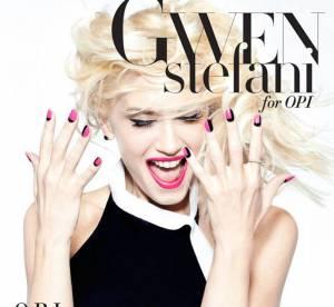 Gwen Stefani, une collection rock'n'roll avec les vernis OPI