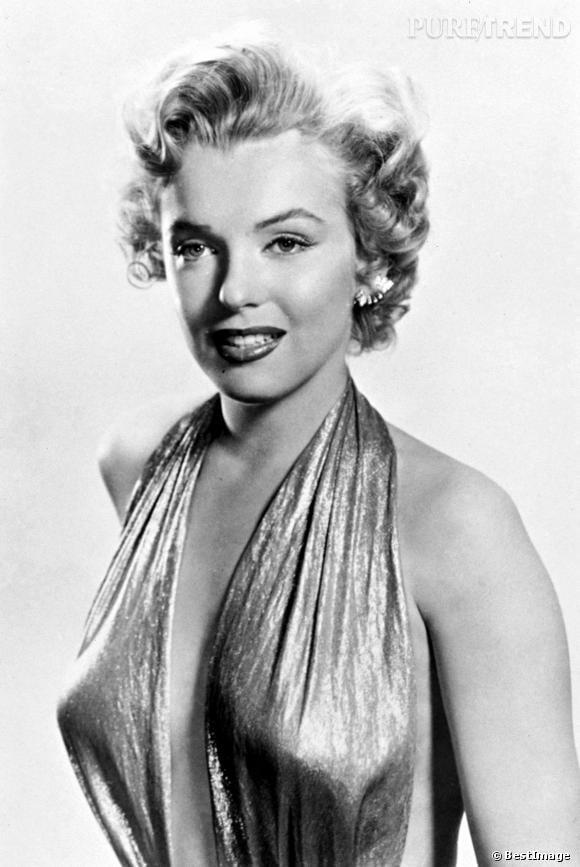 Marilyn Monroe s'était fait refaire le menton... Et le doute persiste quant à son nez.