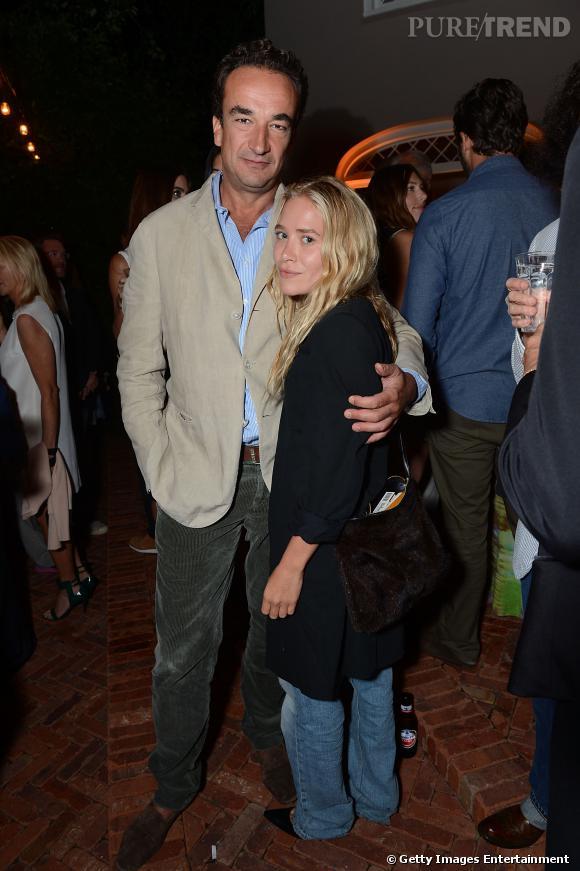 Mary-Kate Olsen et Olivier Sarkozy : un couple lumineux et inséparable !