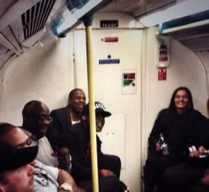 Jay-Z : un milliardaire qui prend le metro avec Chris Martin et Timbaland