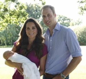 Kate et William : le bapteme de George, mine d'or pour les paparazzis ?