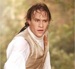 """Heath Ledger semble être un habitué des films d'époque, comme dans """"Casanova""""."""