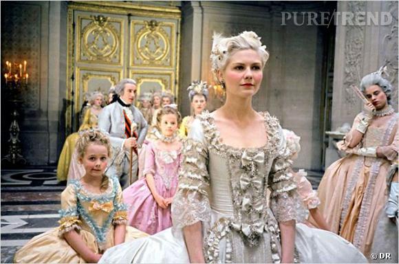 Kirsten Dunst a marqué le cinéma avec son rôle de Marie-Antoinette...