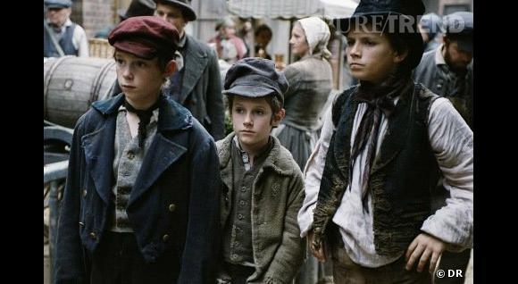 "Les enfants d'""Oliver Twist""."