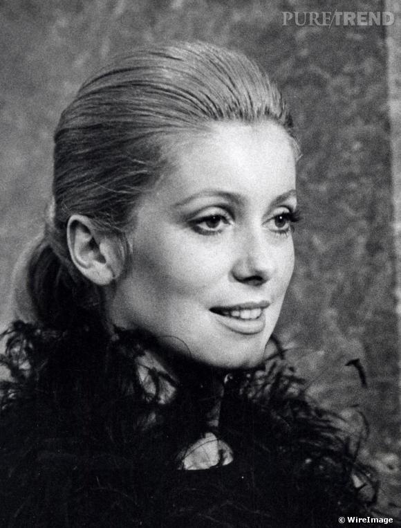 En 1968 Catherine Deneuve gagne en maturité.