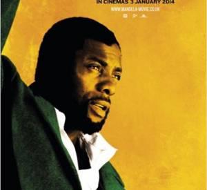 """Idris Elba incarne Nelson Mandela dans le film biopic """"Mandela : Un long chemin vers la liberté""""."""