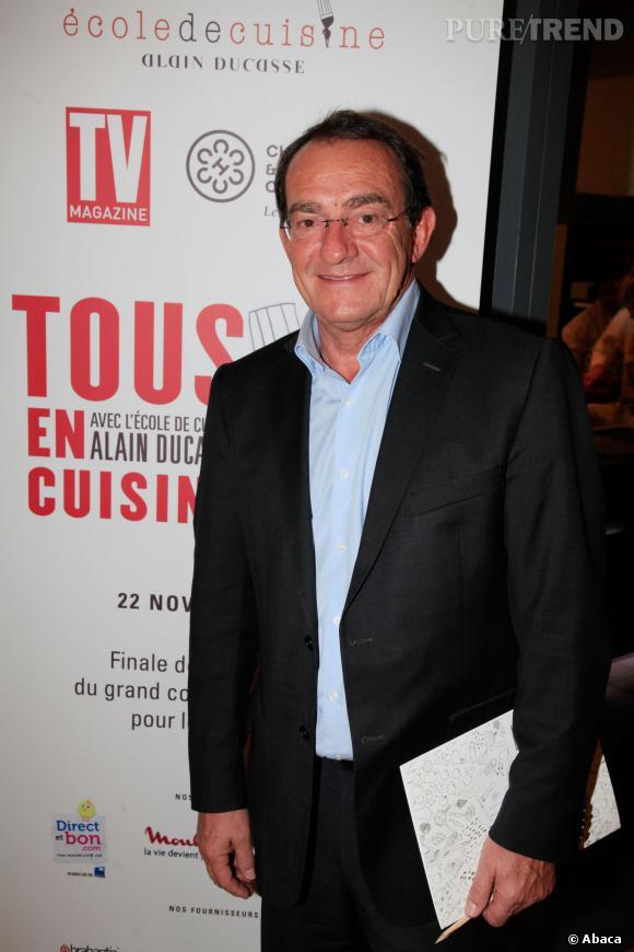 Jean-Pierre Pernaut s'est fait cambriolé dans sa maison des Yvelines.
