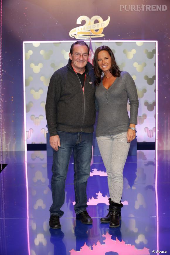 Jean-Pierre Pernaut et sa femme Natalie : cambriolés pour 80 000 euros.