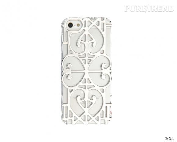 Coque iPhone Giovanna Battaglia en exclu pour  Yoox.com , 20 €