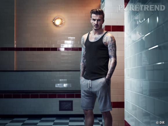 Vêtements amp;m Collaboration David Sous X Collection Beckham H Homme q8qptrZ