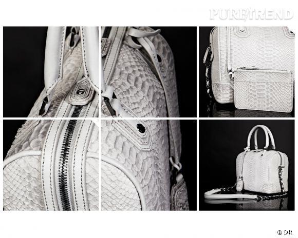 Sac Alice + Olivia pour le site de Gwyneth Paltrow Goop.com, exclusivité, environ 395 €